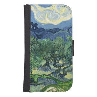 Van Gogh | Olive Trees | 1889 Phone Wallet