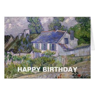 Van Gogh Painting Card