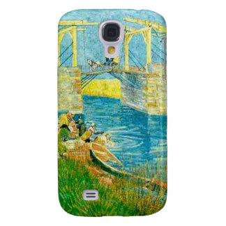 Van Gogh Painting Langlois Brige at Arles