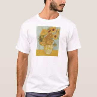Van Gogh Paintings: Van Gogh Sunflowers T-Shirt