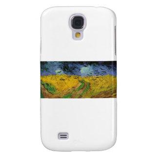 Van Gogh Paintings: Van Gogh Wheat Field