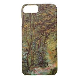 Van Gogh Path in the Woods, Vintage Fine Art iPhone 7 Case