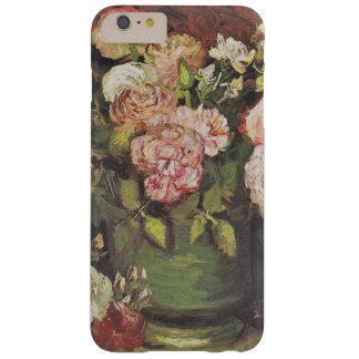 Van Gogh Peonies and Roses Floral Art GalleryHD Barely There iPhone 6 Plus Case