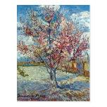 Van Gogh Pink Peach Tree (F394) Fine Art