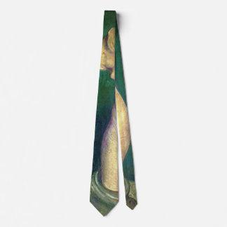 Van Gogh, Plaster Statuette of a Female Torso Tie