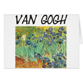 Van Gogh Products & Designs! Greeting Card