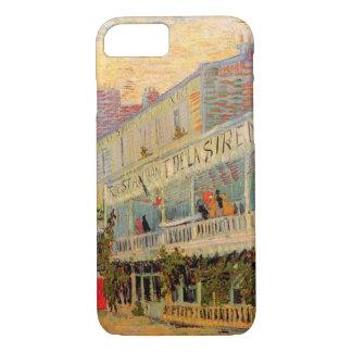 Van Gogh Restaurant la Sirene, Asnieres, Fine Art iPhone 7 Case