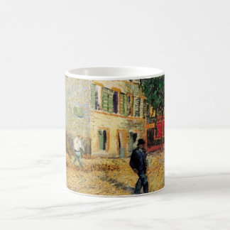 Van Gogh Rispal Restaurant at Asnieres Coffee Mug