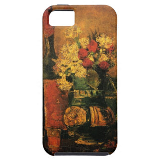 Van Gogh Romantic Fine Art with Roses and Wine iPhone 5 Cases