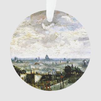 Van Gogh - Roofs of Paris