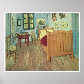 Van Gogh s Bedroom 1888 Vincent Van Gogh Poster