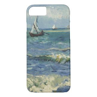 Van Gogh Seascape at Saintes Maries de la Mer iPhone 8/7 Case