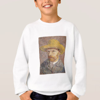 Van Gogh self portrait Sweatshirt