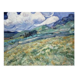 Van Gogh St. Remy Post Card