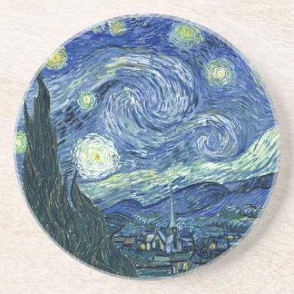 Van Gogh - Starry Night Coaster