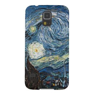 Van Gogh Starry Night Galaxy S5 Cases