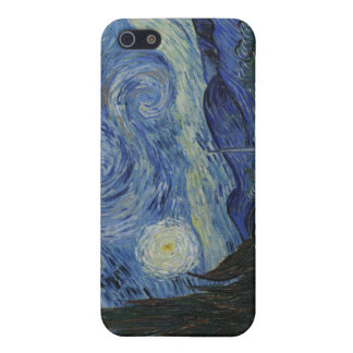 Van Gogh Starry Night iPhone 4 4S  Speck Case Cover For iPhone 5/5S