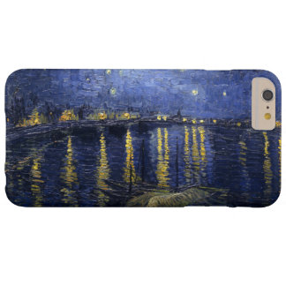 Van Gogh | Starry Night Over The Rhone | 1888 Barely There iPhone 6 Plus Case