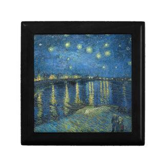 Van Gogh: Starry Night Over the Rhone Gift Box