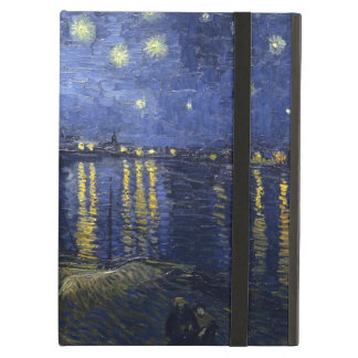 Van Gogh Starry Night Over The Rhone iPad Air Cover