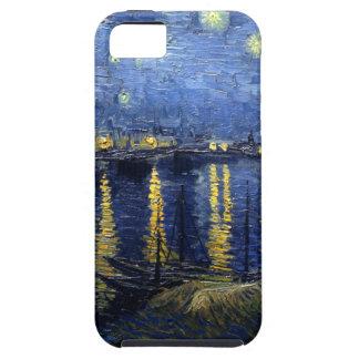 Van Gogh: Starry Night Over the Rhone iPhone 5 Case