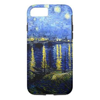 Van Gogh - Starry Night over the Rhone iPhone 7 Case