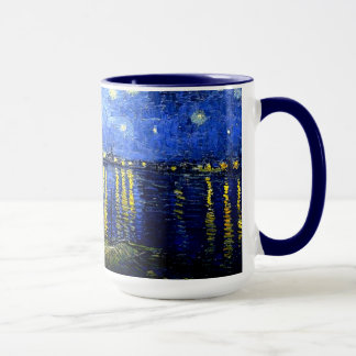 Van Gogh - Starry Night over the Rhone Mug