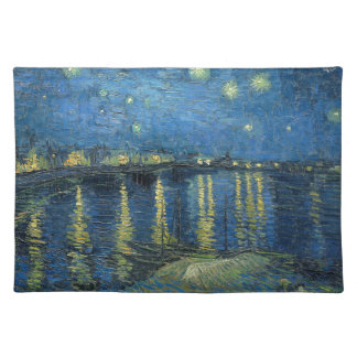 Van Gogh: Starry Night Over the Rhone Placemat