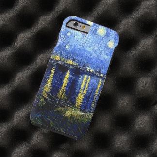 Van Gogh - Starry Night over the Rhone Tough iPhone 6 Case
