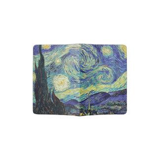 Van Gogh Starry Night Passport Holder