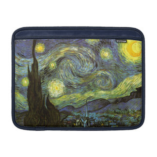 Van Gogh: Starry Night Sleeve For MacBook Air