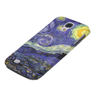 Van Gogh Starry Night, Vintage Fine Art Landscape