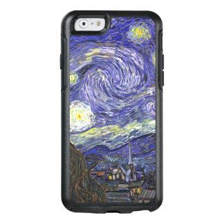 Van Gogh Starry Night, Vintage Fine Art Landscape OtterBox iPhone 6/6s Case