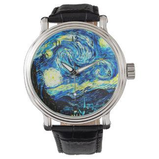 Van Gogh: Starry Night Watch