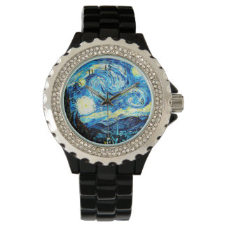 Van Gogh - Starry Night Watch