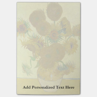 Van Gogh | Sunflowers | 1888 Post-it Notes
