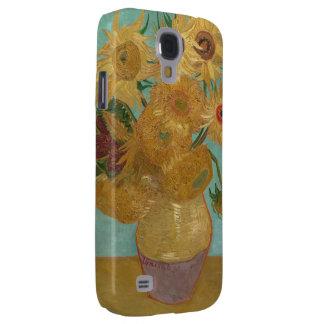Van Gogh - Sunflowers Case for Samsung Galaxy S4