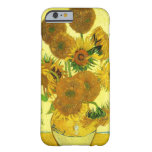 Van Gogh Sunflowers iPhone 6 case