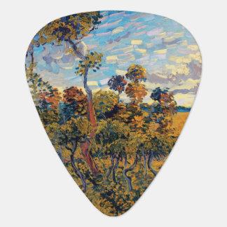 Van Gogh - Sunset at Montmajour Pick