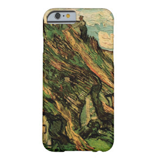 Van Gogh Thatched Sandstone Cottages in Chaponval Barely There iPhone 6 Case