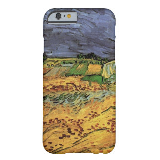 Van Gogh The Fields, Vintage Landscape Fine Art Barely There iPhone 6 Case