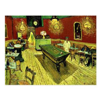 Van Gogh - The Night Cafe Postcard