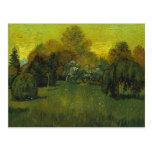 Van Gogh The Poet's Garden (F468)