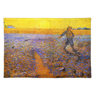 Van Gogh: The Sower Placemat