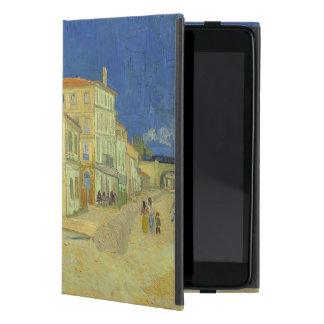 Van Gogh | The Yellow House | 1888 iPad Mini Case