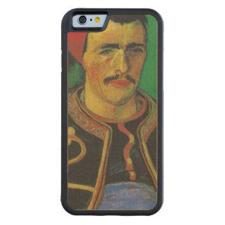 Van Gogh |The Zouave| 1888 Maple iPhone 6 Bumper