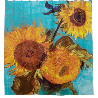Van Gogh - Three Sunflowers In A Vase - Fine Art