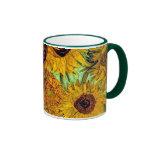 Van Gogh Twelve Sunflowers Mug