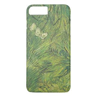 Van Gogh | Two White Butterflies iPhone 7 Plus Case