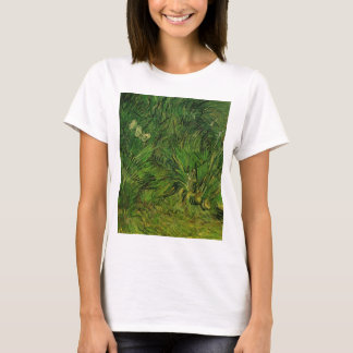 Van Gogh Two White Butterflies, Vintage Fine Art T-Shirt